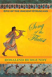 Song of the Flutist by Rosalind Burgundy